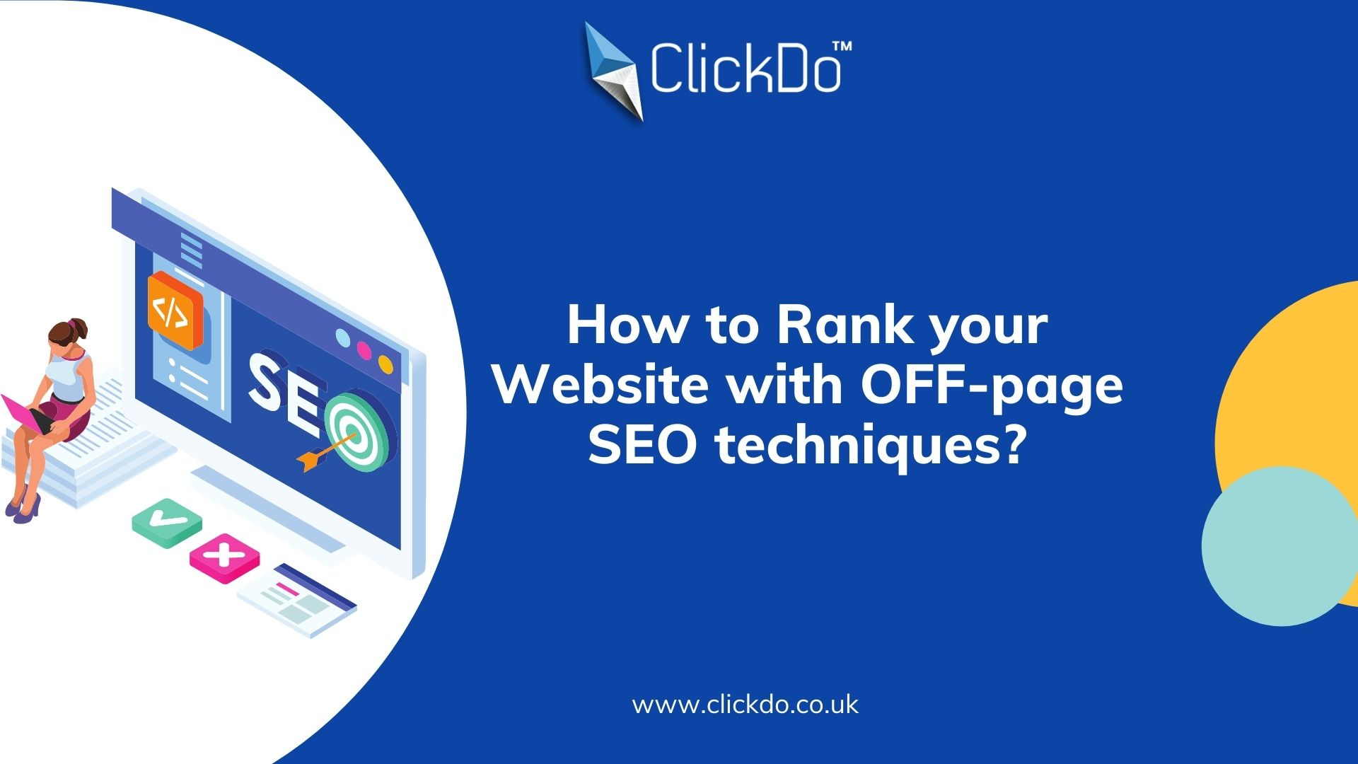 How to Rank your Website with OFF-page SEO techniques