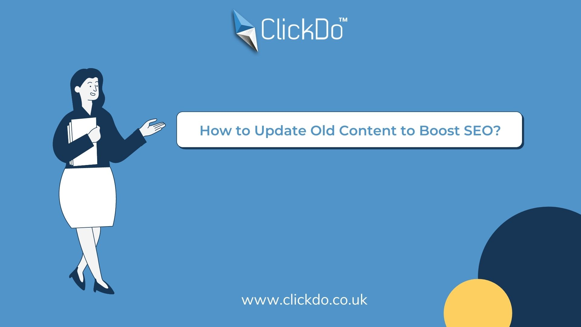 How to Update Old Content to Boost SEO