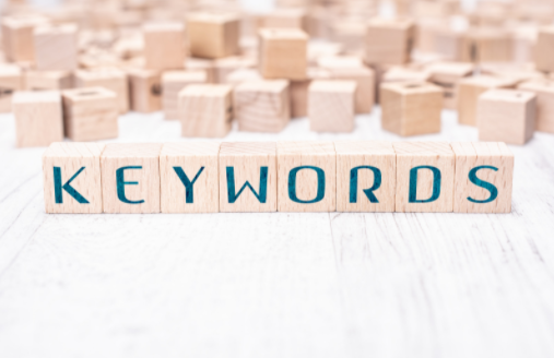 how to choose right keywords