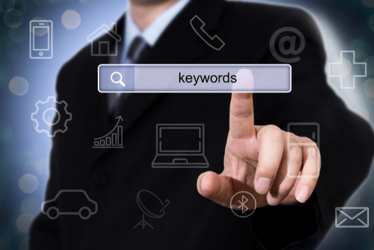 use branded keywords for interlinking