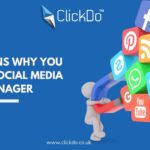 5 Reasons Why you Need a Social Media Manager