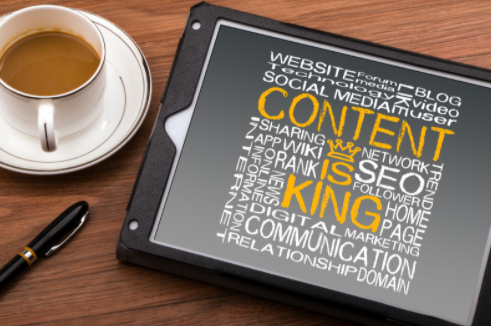 Create informative content for your customers