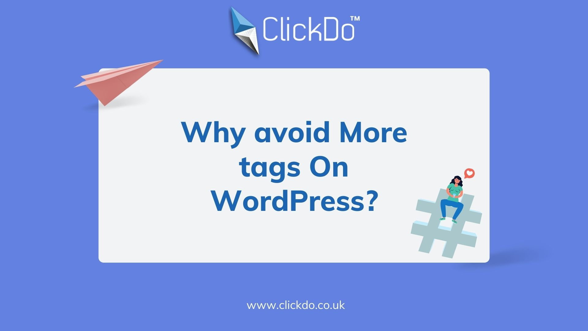 Why to avoid More tags On WordPress
