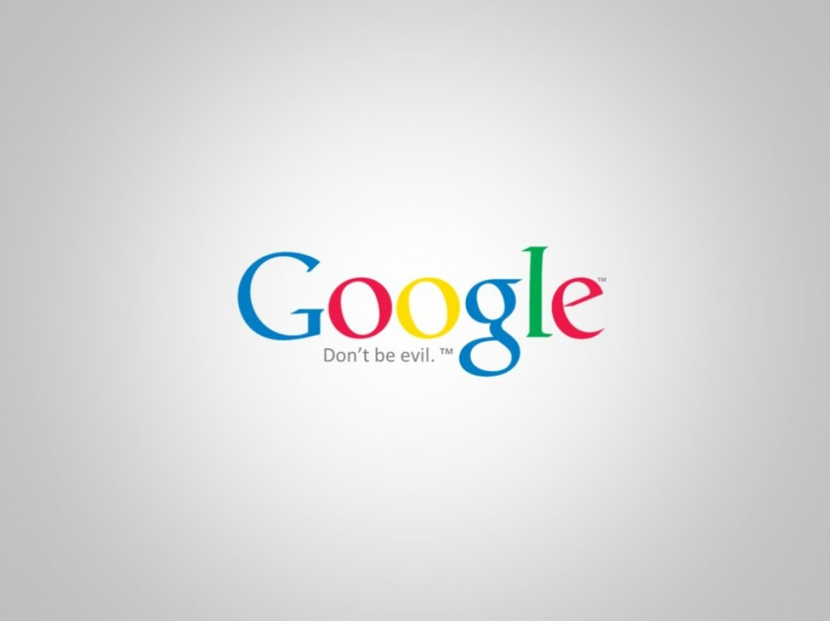 Don't be evil or how Google is full of crap